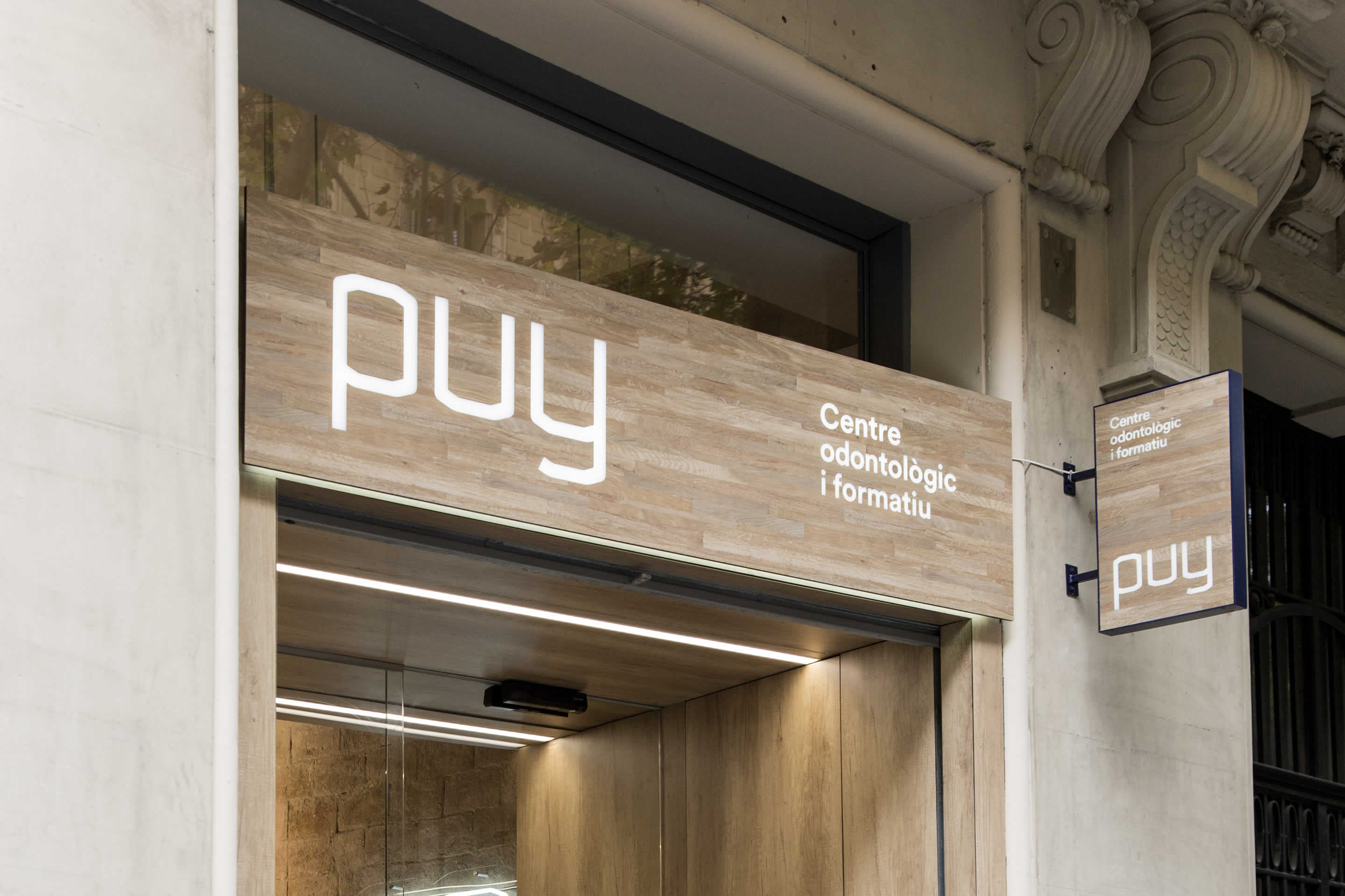 The Center | Puy - Dental clinic in Barcelona